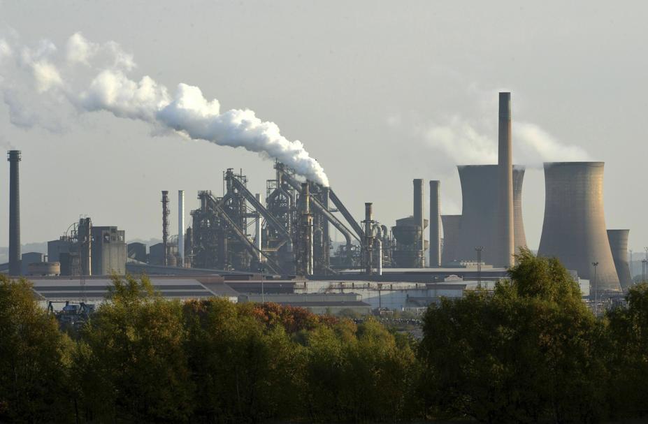 British Steel Industry